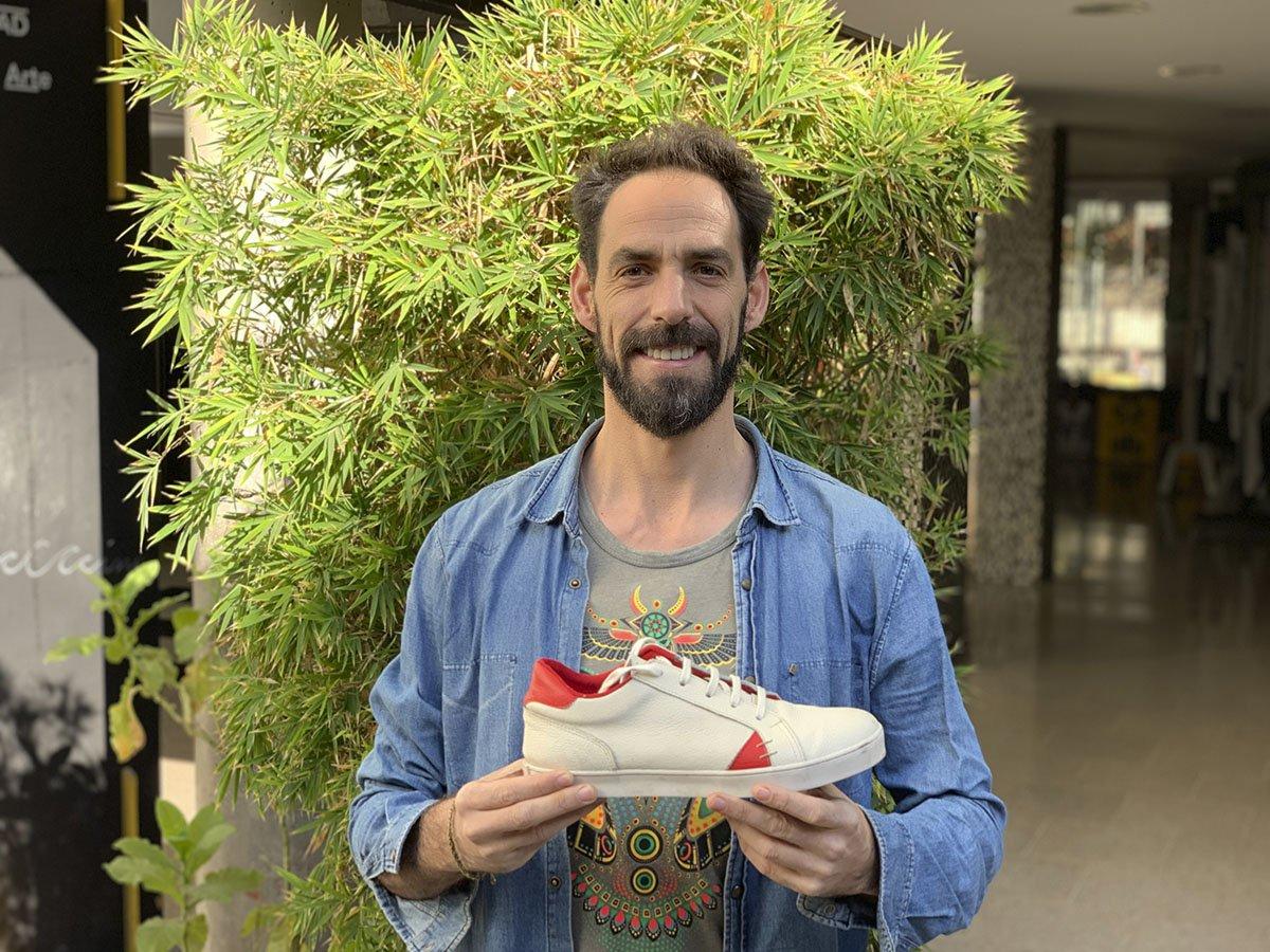 """Felipe Arrigorriaga, socio fundador de Kruza: """"Si seguimos produciendo como antes, los recursos se van a agotar"""""""